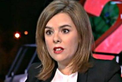 Soraya Santamaría mantiene la incógnita sobre el regreso de la publicidad a RTVE