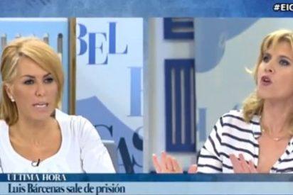 """La letrada Montse Suárez le calla la boca a Eva Llarandi: """"Leéte primero los 474 folios del fiscal sobre Bárcenas"""""""