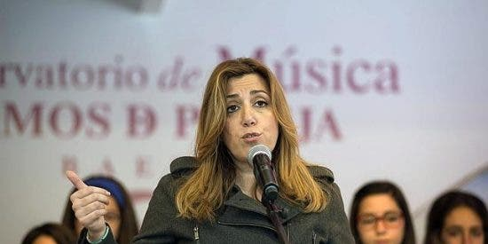 La presidenta andaluza Susana Díaz está embarazada de tres meses