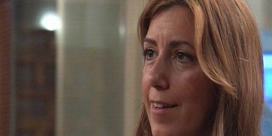 """Susana Díaz avisa a sus socios de que si no hay estabilidad con IU """"tendrá que haber elecciones"""""""