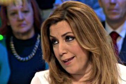 La estrategia de Susana Díaz y los problemas del PSOE