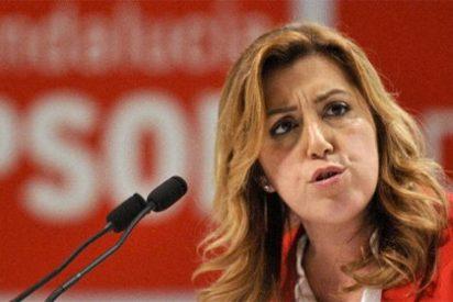 Susana Díaz da la campanada de los recortes en Canal Sur tras el ridículo de Nochevieja