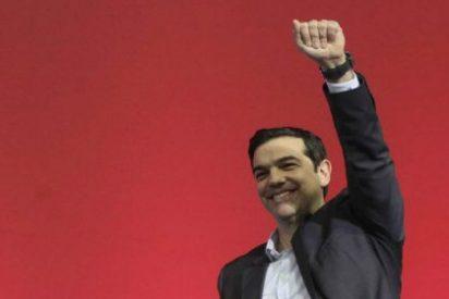 Angela Merkel se remanga los pantalones para no salpicarse con la victoria de Syriza