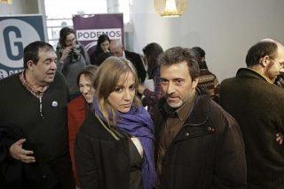 Tania Sánchez, la novia de Pablo Iglesias, consuma su traición a IU y se pasa a Podemos
