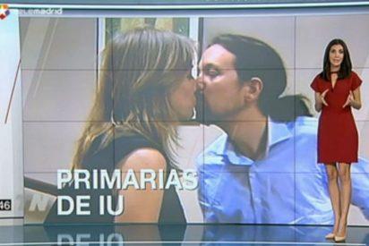 Tania Sánchez se suelta la coleta y cuela con picardía que... ¡ha terminado su relación con Pablo Iglesias!