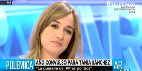 Moral Santín, el más odiado en IU, desbarata la defensa de Tania
