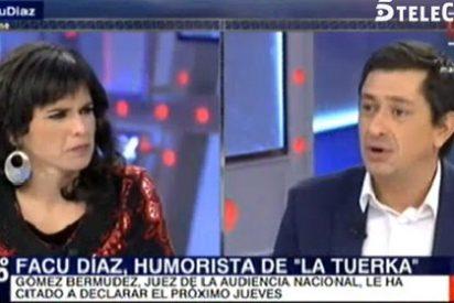 Antonio Gallego (PP) deja tiesa y balbuceando a Teresa Rodríguez (Podemos) por defender a Facu Díaz