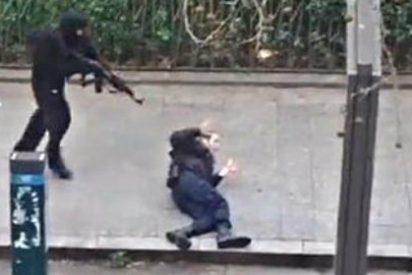 Un nuevo vídeo muestra la 'tranquilidad' con que escapan los terroristas de 'Charlie Hebdo'
