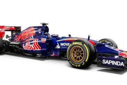 Así es el F1 que conducirá Carlos Sainz