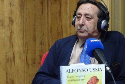 """Alfonso Ussía: """"Hay días que se escribe con soltura y otros que se escribe de oficio, para salir del paso"""""""