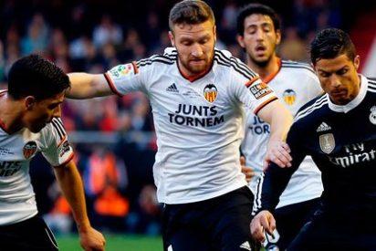 La LFP para los fichajes del Valencia