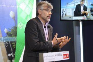 """Valentín García: """"El Grupo Socialista es el único que lleva al parlamento asuntos que interesan a los ciudadanos"""""""