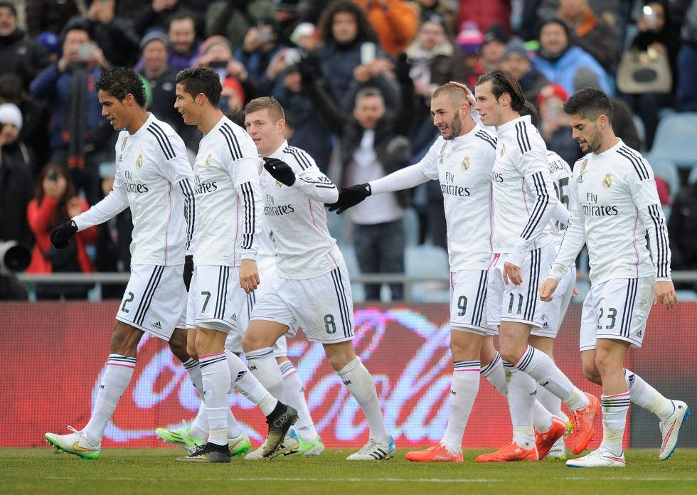 La Liga española, la mejor del mundo por quinto año consecutivo