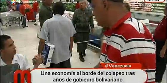 """Esta es la 'idílica' Venezuela que Podemos no quiere que se conozca: """"Te pueden matar por un litro de leche"""""""