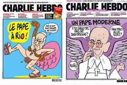 """La revista jesuita 'Étvdes' también es """"Charlie"""""""