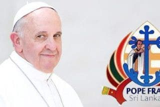 'Permanezcan en mi amor', lema de la visita del Papa a Sri Lanka