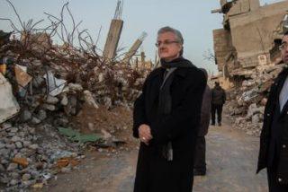 """Monseñor Vives en Gaza: """"Hemos sufrido con ellos y hemos rezado por todos ellos"""""""