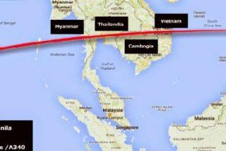 Francisco se despide de Sri Lanka y ya vuela hacia Filipinas
