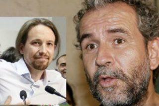 """Willy Toledo está que trina tras la reunión de Pablo Iglesias y Zapatero: """"Estrategia de sumisión a la casta"""""""