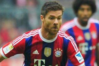 """Xabi Alonso, encantado de haberse marchado del Madrid: """"Venir al Bayern ha sido un gran paso en mi carrera"""""""