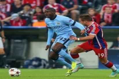 ¡25 millones de euros para llevarse a Yaya Touré!