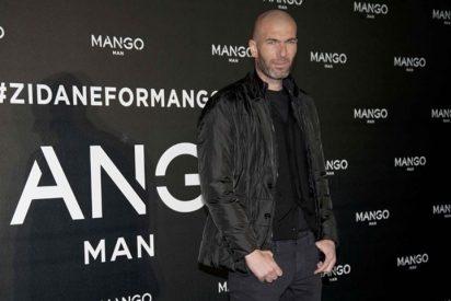 Zidane le quita el puesto a Andrés Velencoso como modelo para Mango