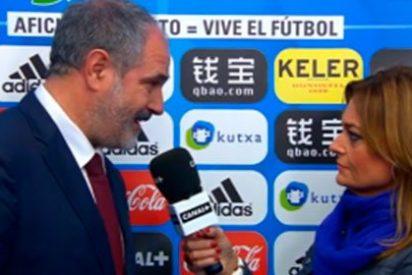 """Zubizarreta: """"Mi cargo siempre estará a disposición de lo que decida el club"""""""