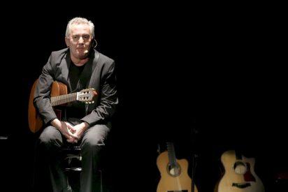 Víctor Manuel celebra 50 años de música rodeado de amigos este viernes en Madrid