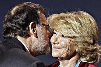 El Mundo ataca a Esperanza Aguirre, columnista suya, por el espionaje en Madrid