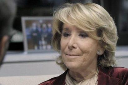 """Zas en la boca de Aguirre a Évole: """"Usted cuando se trata de Podemos interrumpe y se ríe"""""""