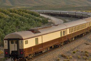 Tren Al-Andalus: Un viaje de lujo en 'crucero ferroviario' por Andalucía
