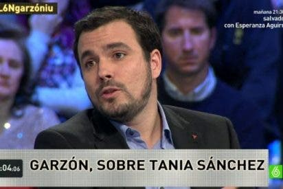 """Alberto Garzón: """"Monedero ha utilizado tretas para pagar menos impuestos"""""""