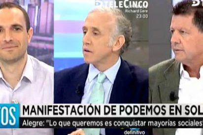 Luis Alegre se quita la careta y exige a Ana Rosa la purga de Alfonso Rojo y Eduardo Inda