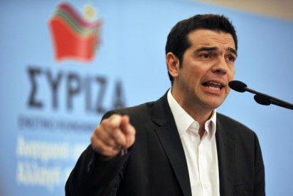 Tsipras acusa al Gobierno de Rajoy de querer derribar el Gobierno de Syriza en Grecia