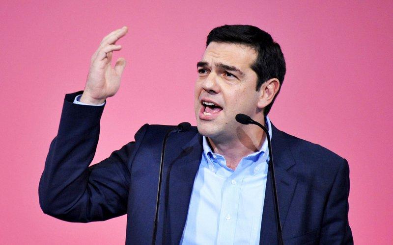 """Tsipras se pone chulo: """"Grecia no aceptará más órdenes, especialmente las enviadas por mail"""""""