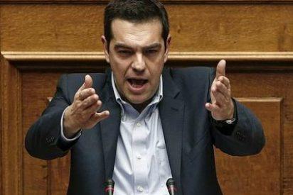 A Tsipras no le tose nadie en su tragedia griega: apoyo del Parlamento para aplicar su programa