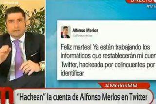"""Alfonso Merlos explica el hackeo de su cuenta en Twitter: """"No ha sido una gamberrada, fue algo sofisticado"""""""