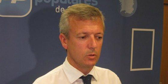 """Alfonso Rueda al PP vigués: """"Cierre de filas y a trabajar"""""""