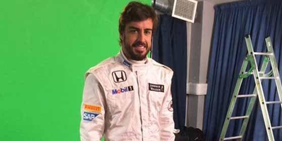 Explica las supuestas lesiones de Fernando Alonso