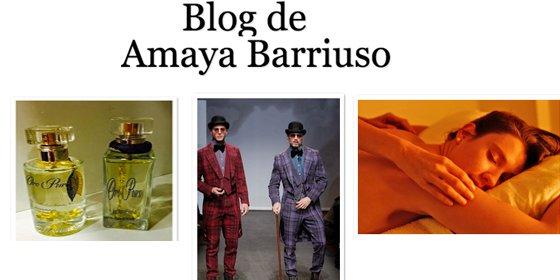 El blog de Amaya Barriuso: Tres años aportando cosas diferentes y originales