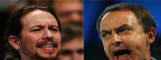 ¿Quién más financió a la pringosa fundación de Podemos? ¡Zapatero y su 'amada' Rivas!