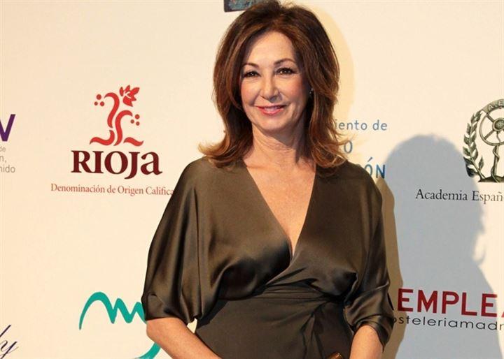 """Ana Rosa Quintana: """"Siempre he dicho que mi trabajo en televisión fue un accidente"""""""