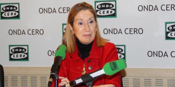 """Ana Pastor: """"Me parece razonable que no se hayan designado todavía los candidatos de Madrid"""""""