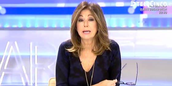 """Ana Rosa: """"Pablo Iglesias no se puede quitar del medio a Monedero porque es el billetero del partido"""""""