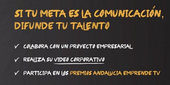 Abierto el plazo para participar 'Producciones spin off', concurso de vídeos corporativos