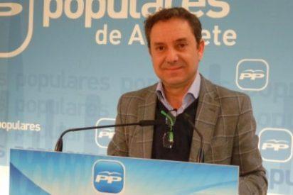 """Antonio Martínez: """"El proyecto de la presidenta Cospedal es centrado, moderado y de futuro"""""""