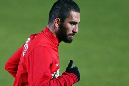 Arda Turan no estaba lesionado para el partido ante el Eibar