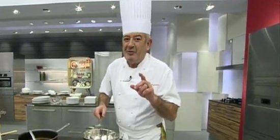 """Karlos Arguiñano llama """"maltratador"""" a Rubén Castro y el Betis estudia demandar al cocinero de Antena3"""
