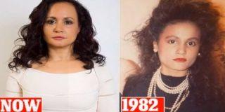 Esta mujer tan seria como una patata lleva 40 años sin sonreír para no tener arrugas