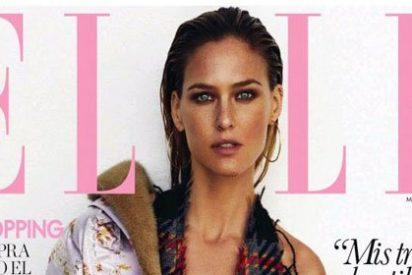 Bar Refaeli, nueva portada de Elle